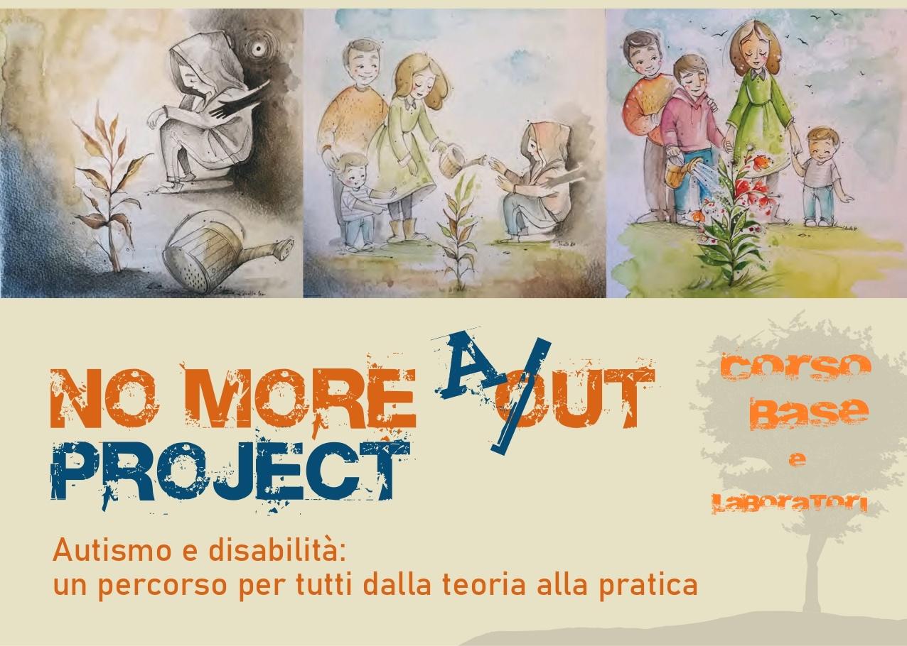 No More A/Out Project Corso Base e Laboratori